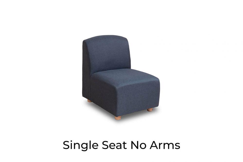 Moko Djenga Single Seat No Arms