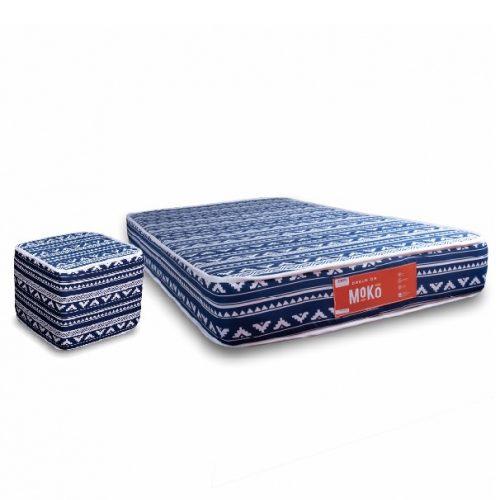 Moko mattress and pouf sales offer